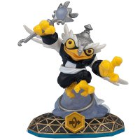 FIG: SWAP FORCE: ENCHANTED HOOT LOOP SKYLANDER (USED)
